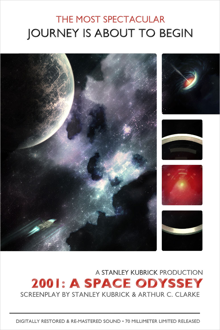 Space Odyssey project